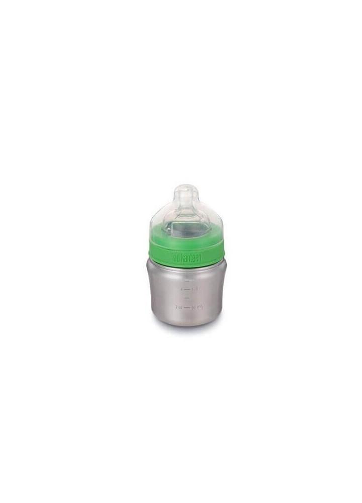 Biberon inox - 148ml - Klean Kanteen - Sans BPA - boutique Zéro Déchet