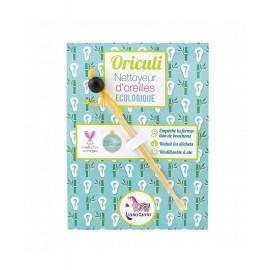 Remplacer coton tige avec Oriculi : Cure-oreilles écologique en bambou