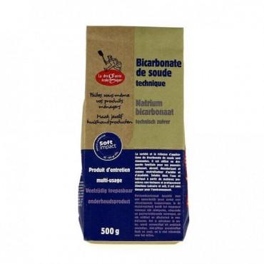 Bicarbonate de soude - 500g - DYI - La droguerie écologique