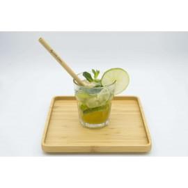 Pailles en bambou l'alternative idéale des pailles en plastique