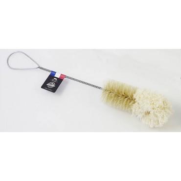 Goupillon à flûte pour nettoyer les gourdes en inox, ou les squiz