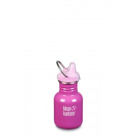 Gourde enfant inox sans BPA bouchon Sippy - 355ml - Klean Kanteen