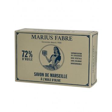 Coffret de 6 savons de Marseille à l'huile d'olive - Marius Fabre