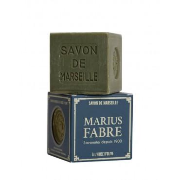 Savon de Marseille Véritable à l'Huile d'Olive 400g - Marius Fabre