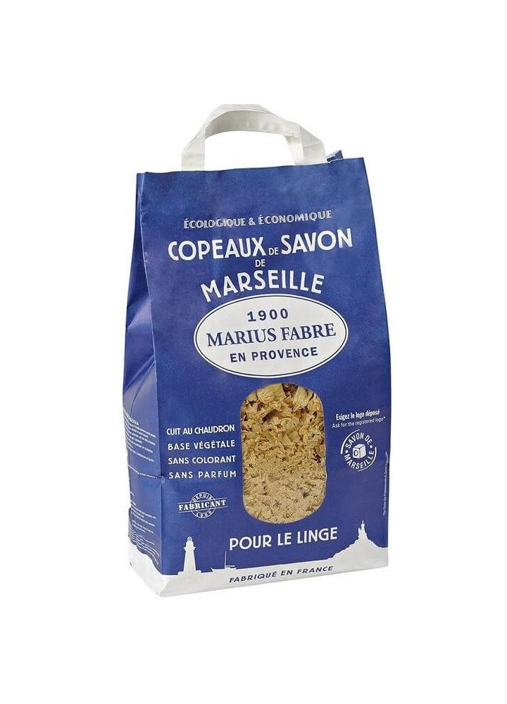 Copeaux de savon de Marseille - boutique zero dechet