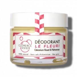 Déodorant naturel - Le Fleuri - Clémence et Vivien