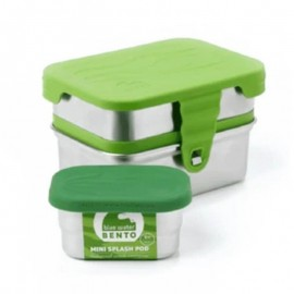 Boîte à déjeuner Splash Box 3 en 1 - 1L - Ecolunchbox