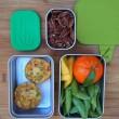 Ecolunchbox - Boîte à déjeuner Splash Box 3 en 1