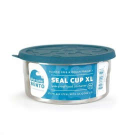 Lunch box ronde Seal Cup XL - 750ml | Ecolunchbox | Zero Dechet