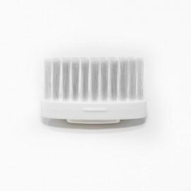 Tête interchangeable souple pour brosse à dent en bois - La Maline