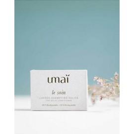 Soin après-shampoing solide - Umaï - Fabriqué en France
