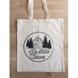 Tote Bag GOTS - 100% en coton bio - My Little Cabane