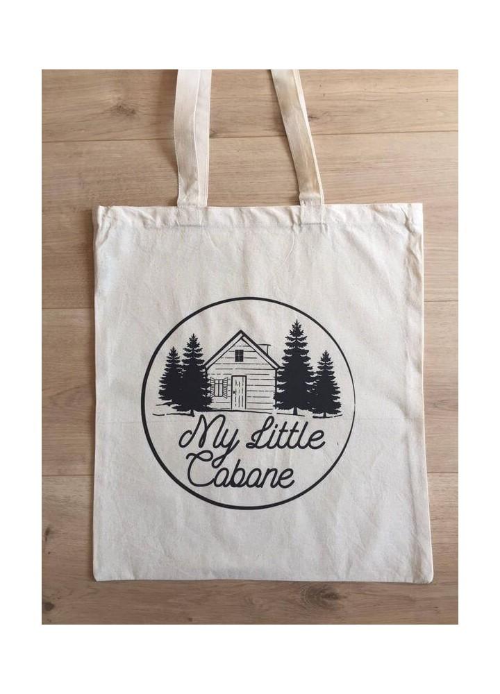 Tote Bag GOTS - 100% en coton bio - My Little Cabane