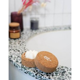 Umaï - Écrin en liège du shampoing -  Transportez votre shampoing solide