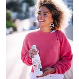 Woman - La gourde qui reverse 2€ à la Ligue contre le Cancer