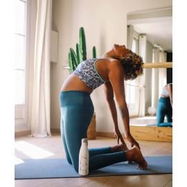 Gourde inox - Yoga - Qwetch - 500ml
