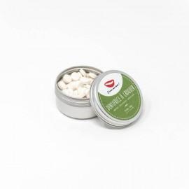 Dentifrice à croquer - 100% naturel - Fraicheur menthe - Zéro Déchet