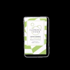 Cosmétique solide Vegan et bio  - le Gecko - Romarin & Citron