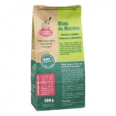 Blanc de Meudon - Le produit 100% naturel multifonction