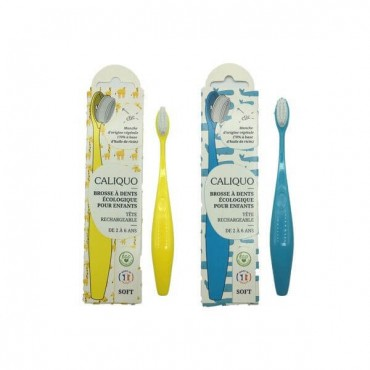 Brosse à dents enfant rechargeable - Caliquo