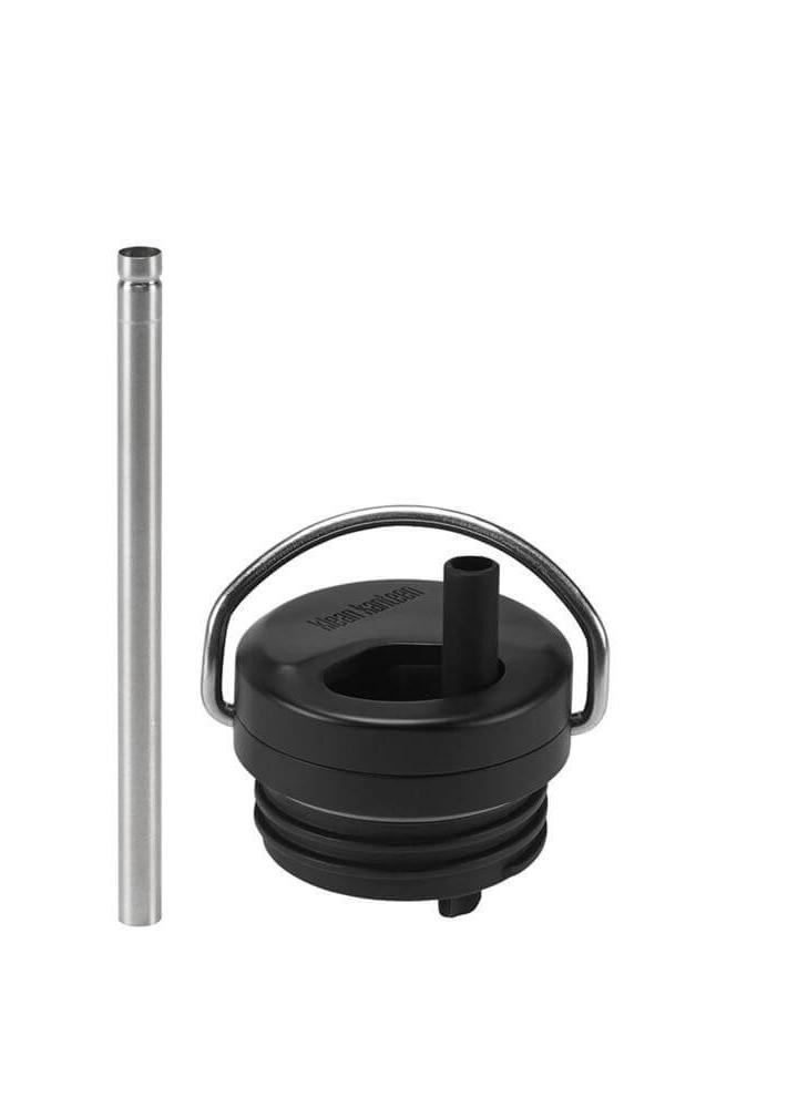 Bouchon avec paille intégrée - Klean Kanteen - TKWide
