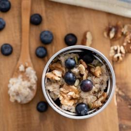 céréale Boîte Hermétique Isotherme pour l'alimentaire (237ml)