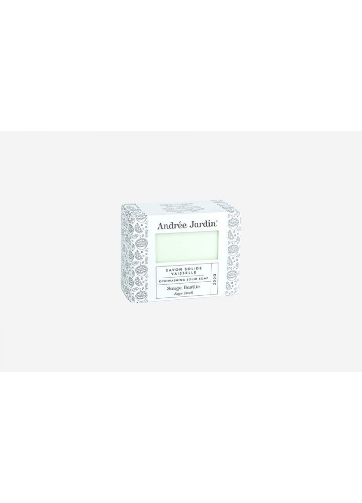 Cake vaisselle - 250 g - Sauge/Basilic