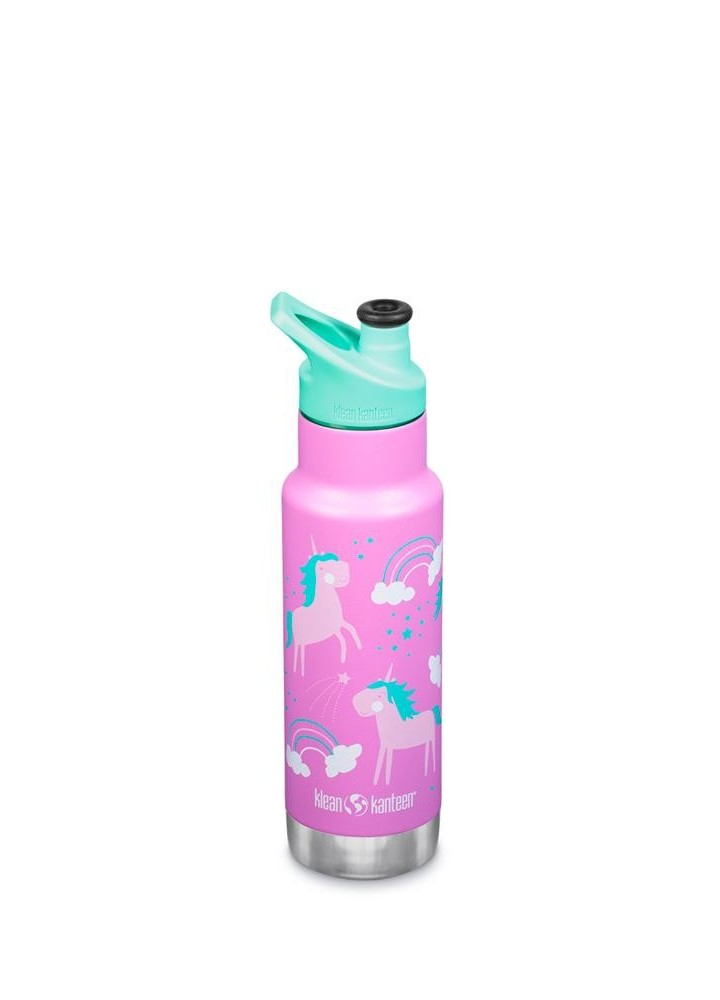 Gourde Licorne - Isotherme - 355 ml
