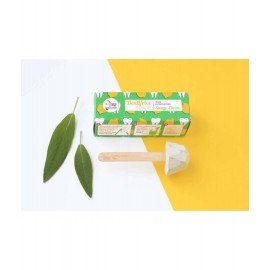 Dentifrice Lamazuna sauge-citron dans votre boutique Zéro Déchet My Little Cabane