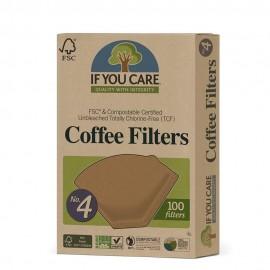 Filtres à café compostable idéal pour le Zéro Déchet