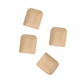 Grattoir en bambou pour faire sa vaisselle zéro déchet