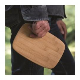 Cuisine zero dechet - Planche à découper bambou
