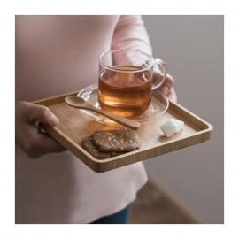 Plateau carré pour le thé - My Little Cabane