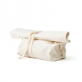 Sac à pain réutilisable fini le sachet en papier