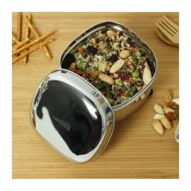 Boîte inox 850 ml  - cuisine zéro déchet