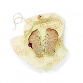 Emballage à sandwich réutilisable zéro déchet