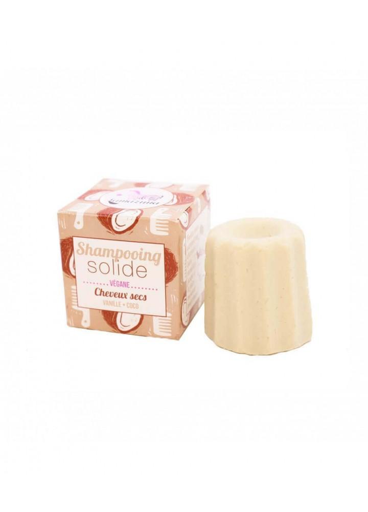 Shampoing solide coco et vanille Lamazuna - Zéro Déchet dans votre salle de bain