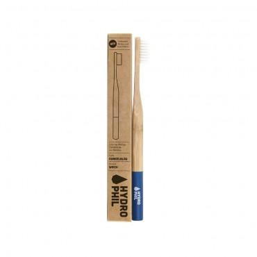 Brosse à dents adulte souple en bambou