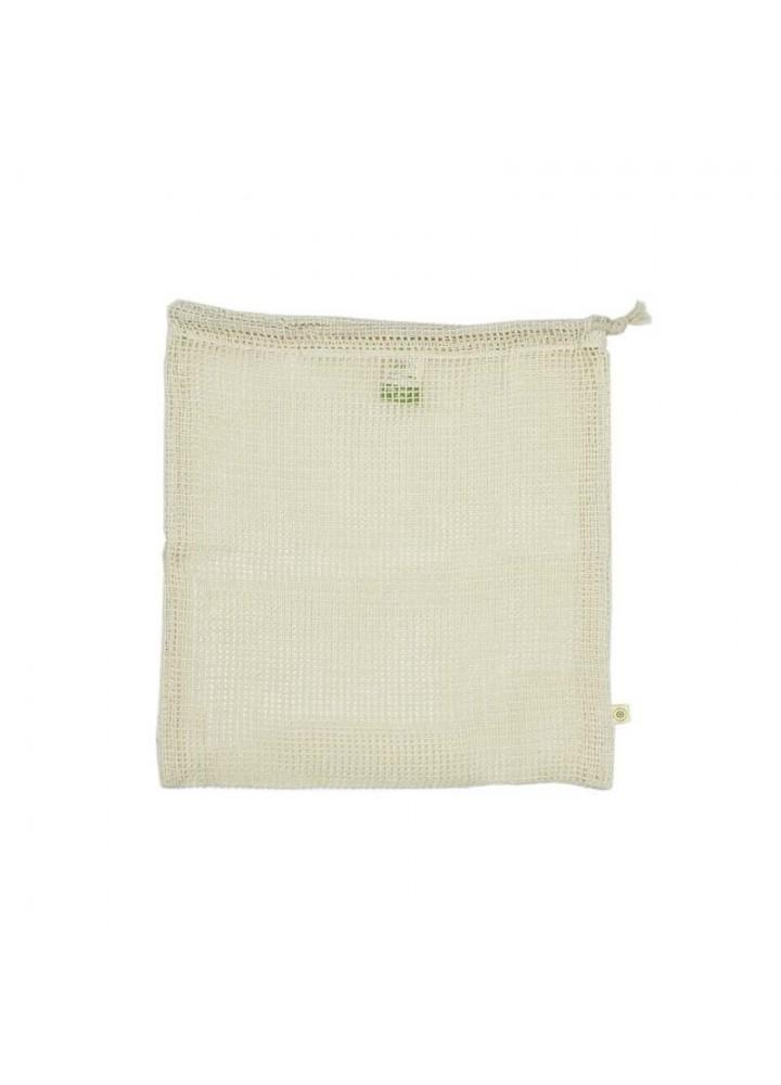 Sac en maille coton biologique - Moyen