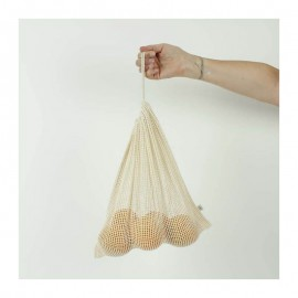 course zéro déchet - Sac en maille coton biologique - Moyen