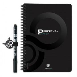 Agenda perpétuel réutilisable
