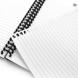 Bloc-notes A5 réutilisable