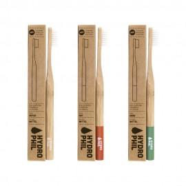 Brosse à dents bambou adulte - boutique en ligne zéro déchet