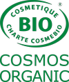 Certifié bio COSMOS Organic